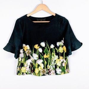 Victoria Beckham for Target Spring Floral Top